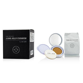 J.One Jelly Cushion SPF 50+ With Extra Refill - #23 2x15g