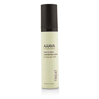 Ahava Time To Treat Comforting Cream (Unboxed)  50ml/1.7oz