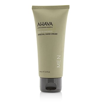 AhavaTime To Energize Mineral Hand Cream (All Skin Type; Unboxed) 100ml/3.4oz