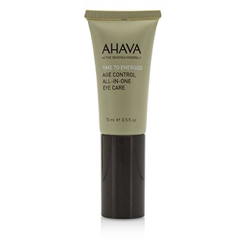 AhavaTime To Energize Age Control All In One Eye Care (Unboxed) 15ml/0.5oz