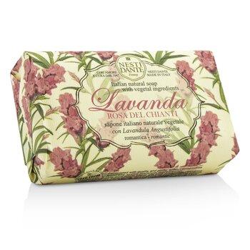 Lavanda Натуральное Мыло - Rosa Del Chianti - Романтичное 150g/5.29oz