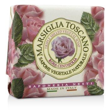Marsiglia Toscano Растительное Мыло Тройного Помола - Rosa Centifolia 200g/7oz