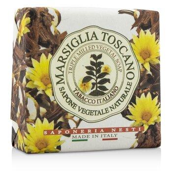 Marsiglia Toscano Растительное Мыло Тройного Помола - Tabacco Italiano 200g/7oz
