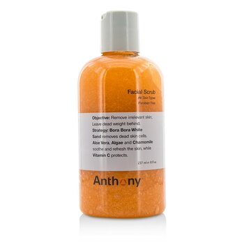 Anthony Logistics For Men Exfoliante Facial (Botella)  237ml/8oz