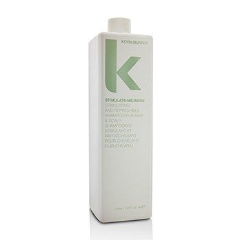 Kevin.Murphy Stimulate-Me.Wash (Stimulating and Refreshing Shampoo - For Hair & Scalp)  1000ml/33.6oz