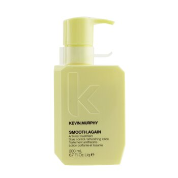 Kevin.Murphy Smooth.Again Anti-Frizz Treatment (Style Control / Smoothing Lotion) 200ml/6.7oz