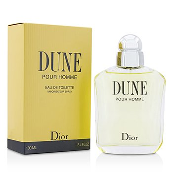 Christian DiorDune Eau De Toilette Spray (Box Slightly Damaged) 100ml/3.4oz