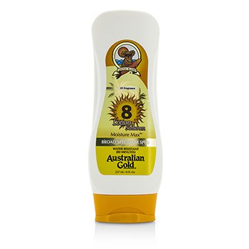Australian Gold Lotion Sunscreen Broad Spectrum SPF 8 237ml/8oz