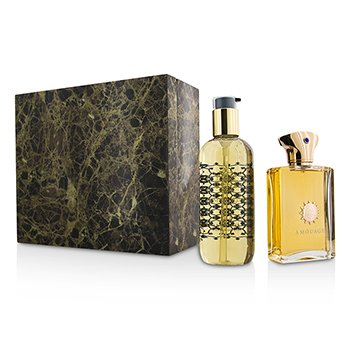 AmouageDia Coffret: Eau De Parfum Spray 100ml/3.4oz + Bath & Shower Gel 300ml/10oz 2pcs