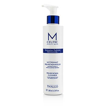 Thalgo MCEUTIC Pro-Renewal Cleanser - Salon Product  200ml/6.76oz