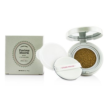 Etude HousePrecious Mineral Any Cushion SPF50+ - #W13 Natural Beige 15g/0.52oz