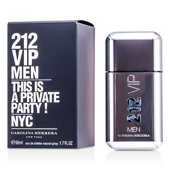 Carolina Herrera212 VIP Eau De Toilette Spray 50ml/1.7oz