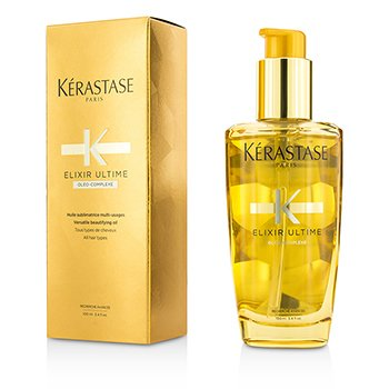 �d��  Elixir Ultime Oleo-Complexe Versatile Beautifying Oil (For All Hair Types)  100ml/3.4oz