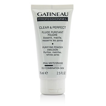 Gatineau Clear & Perfect Purifying Powder Emulsi�n (Para Piel Grasa/Mixta) (Tama�o Sal�n)  75ml/2.5oz
