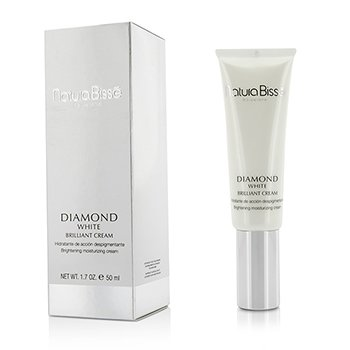 Natura Bisse Diamond White Brilliant Crema  50ml/1.7oz