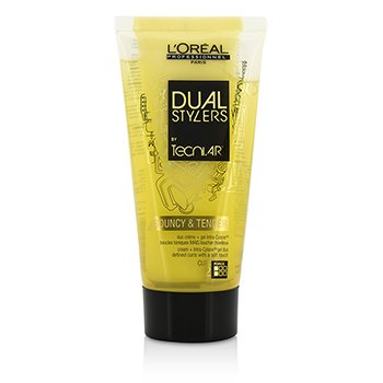 L'Oreal Professionnel Dual Stylers by Tecni.Art Bouncy & Tender (Curl 2)  150ml/5oz