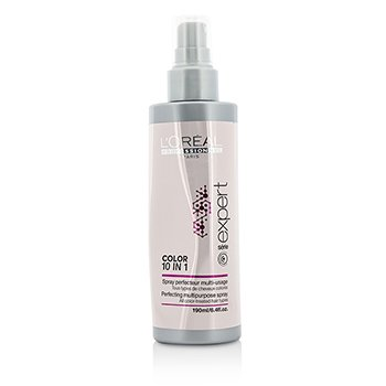 L'Oreal Professionnel Expert Serie - Color 10 IN 1 Perfecting Multipurpose Spray (All Color-Treated Hair Types)  190ml/6.4oz