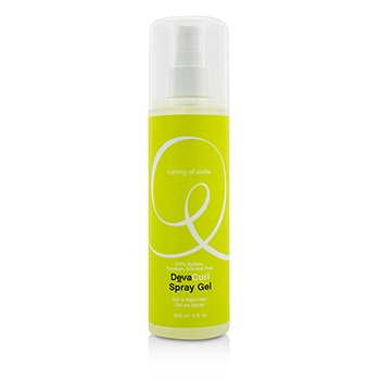 Deva DevaCurl Spray Gel  236ml/8oz