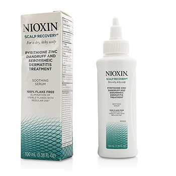 Nioxin Scalp Recovery Soothing Serum - For Dry, Itchy Scalp (Box Slightly Damaged)  100ml/3.38oz