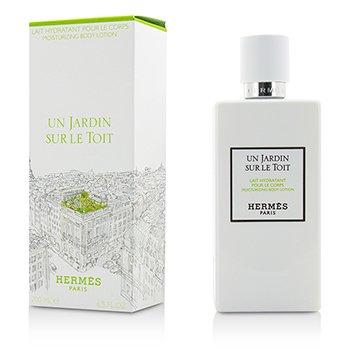 HermesUn Jardin Sur Le Toit Moisturizing Body Lotion 200ml/6.5oz