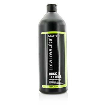 Matrix Total Results Rock It Texture Polymers Conditioner (For Texture)  1000ml/33.8oz