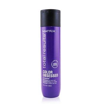 Купить Total Results Color Obsessed Шампунь с Антиоксидантами (для Окрашенных Волос) 300ml/10.1oz, Matrix