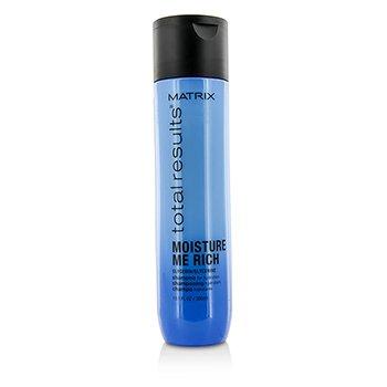 Matrix Total Results Moisture Me Rich Glycerin Shampoo (For Hydration) 300ml/10.1oz