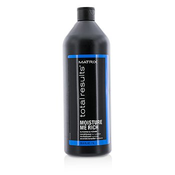 Matrix Total Results Moisture Me Rich Glycerin Conditioner (For Hydration)  1000ml/33.8oz