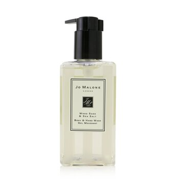 Jo MaloneWood Sage & Sea Salt Body & Hand Wash (With Pump) 250ml/8.5oz