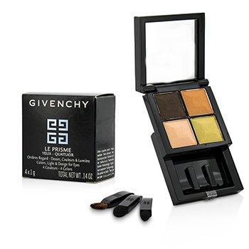 Givenchy Le Prisme Yeux Quatuor - # 78 Candide Garden 4x1g/0.14oz