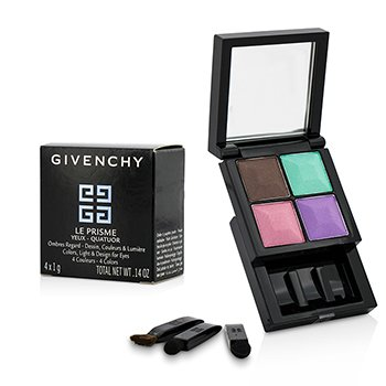Givenchy Paleta czterech cieni do powiek Le Prisme Yeux Quatuor - # 79 Bucolic Blossoms  4x1g/0.14oz