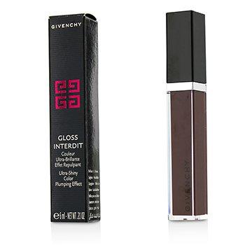 Givenchy B�yszczyk do ust z efektem wype�niaj�cym Gloss Interdit Ultra Shiny Color Plumping Effect - # 31 Lune Carmin  6ml/0.21oz