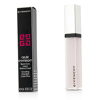 Givenchy Gelee D'Interdit Smoothing Gloss Balm Crystal Shine - # 15 Lune Argentee  6ml/0.21oz