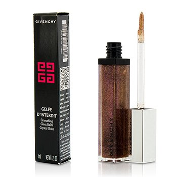 Givenchy Gelee D'Interdit Smoothing Gloss Balm Crystal Shine - # 18 Acoustic Wild Rose  6ml/0.21oz