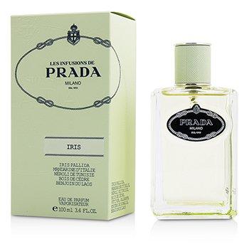 Prada Les Infusion D'Iris Eau De Parfum Spray  100ml/3.4oz