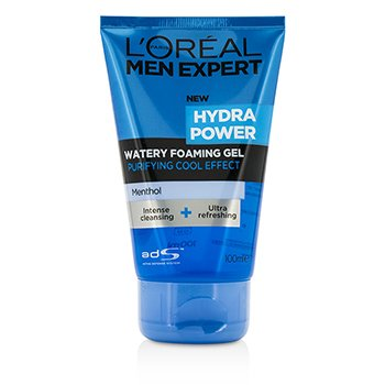 L'Oreal Men Expert Hydra Power Gel Espuma  100ml/3.4oz