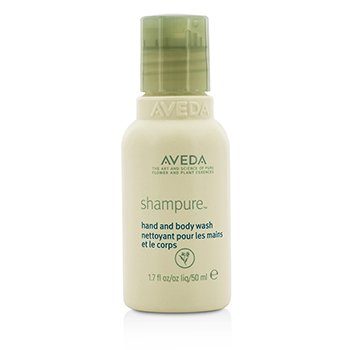 Aveda Shampure Hand & Body Wash - Travel Size  50ml/1.7oz