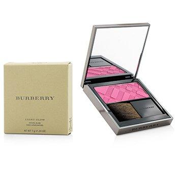 Burberry Light Glow Натуральные Румяна - # No. 10 Hydrangea Pink 7g/0.24oz