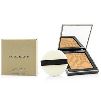Burberry Nude Sheer Сияющая Прессованная Пудра - # No. 38 Warm Honey 8g/0.28oz