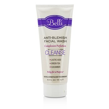 Belli Anti-Blemish Facial Wash 191ml/6.5oz
