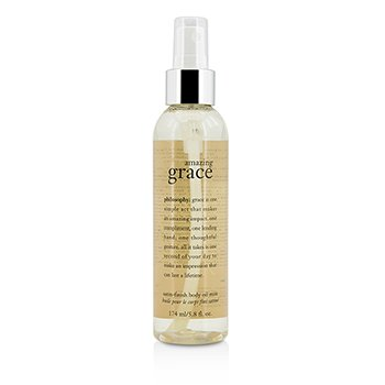 PhilosophyAmazing Grace Satin-Finish Body Oil Mist 174ml/5.8oz