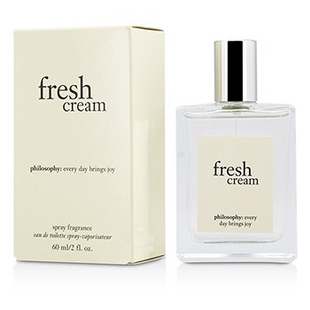 Philosophy Fresh Cream Eau De Toilette Spray  60ml/2oz