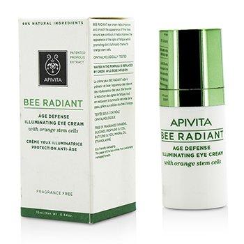 Купить Bee Radiant Антивозрастной Осветляющий Крем для Век 15ml/0.54oz, Apivita