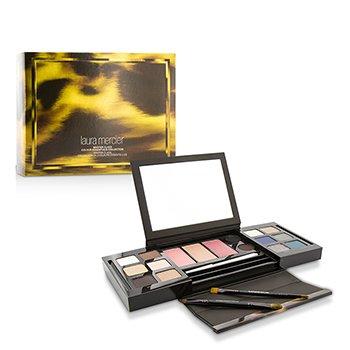 Laura Mercier Colecci�n Master Class Colour Essentials (12x Color Ojos, 3x Color Mejillas,  2xDelineador Ojos, 1x L�piz Ojos, 2x Pinceles)
