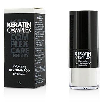 Care Therapy Volumizing Dry Shampoo Lift Powder - # White Keratin Complex Care Therapy Volumizing Dry Shampoo Lift Powder - # White 9g/0.3oz