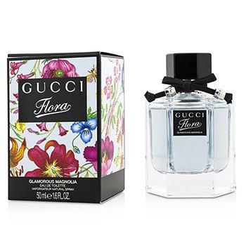 a2899483d ... Flora by Gucci Glamorous Magnolia Eau De Toilette Spray 50ml/1.6oz. UPC  737052522517