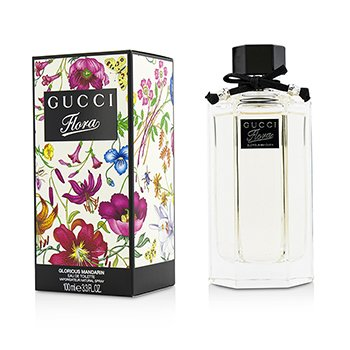 Gucci Flora By Gucci Glorious Mandarin Eau De Toilette Spray (New Packaging)  100ml/3.3oz