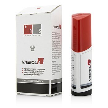 DS Laboratories Viterol A (Viatrozene Gel) Lotion For Signs of Aging (Treatment of Wrinkle & Expression Lines) 11332  40ml/1.3oz