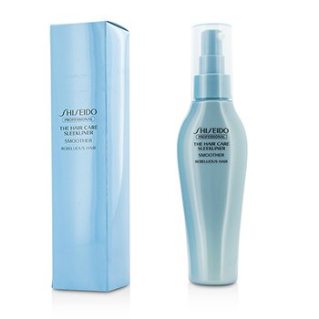 Shiseido The Hair Care Sleekliner Smoother (Rebellious Hair)  125ml/4oz