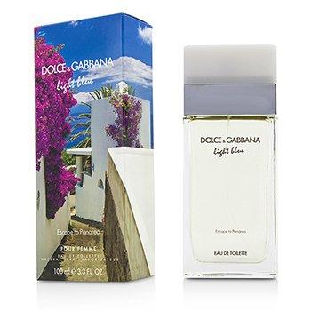 Dolce & Gabbana Light Blue Escape To Panarea Eau De Toilette Spray (Limited Edition) 100ml/3.3oz